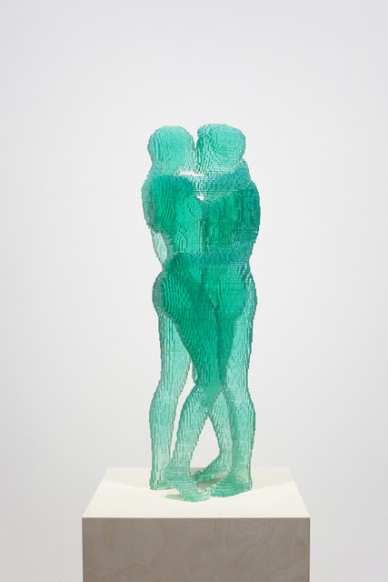 , 'Green kiss,' , Galleri Magnus Karlsson
