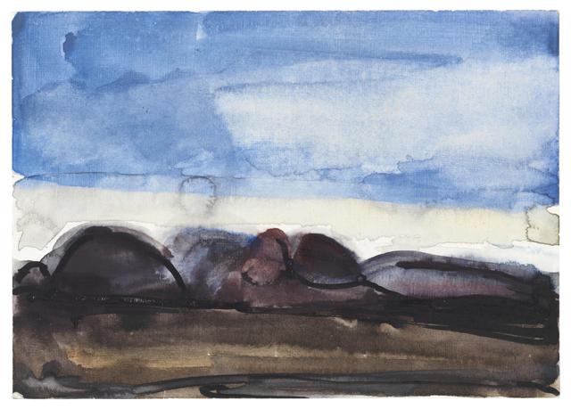 , 'Myvatn,' 1983, Ludorff