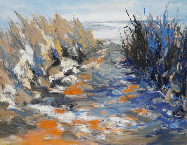 , 'Reeds,' 2016, Hakgojae Gallery