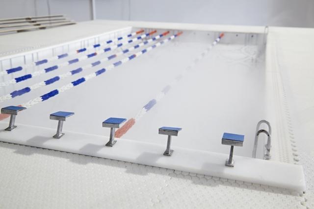 , 'Pool,' 2015, Galleria Heino