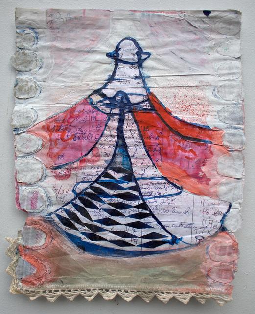 Becca Lowry, 'Grandmas Sinking Boat', 2018, FRED.GIAMPIETRO Gallery