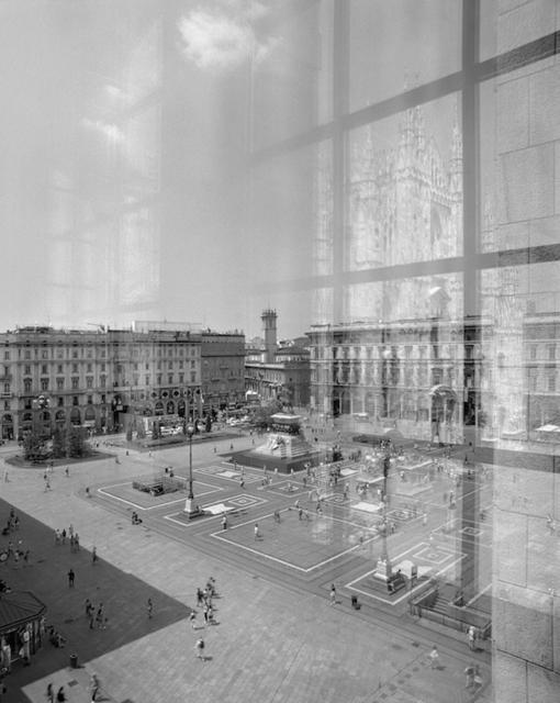 , 'Piazza Duomo, Milano,' 2015, 29 ARTS IN PROGRESS gallery