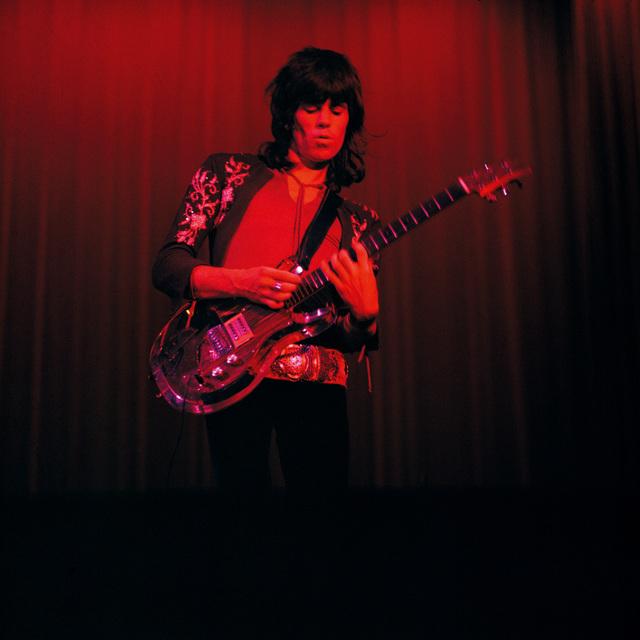 """Bent Rej, '""""Little Red Rooster"""" Keith Richards on Stage, Copenhagen, 1970', 1970, TASCHEN"""