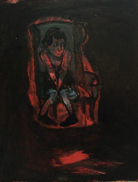 , 'Afraid of the Dark,' 2018, bo.lee gallery
