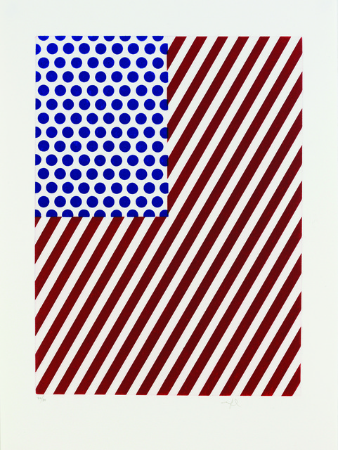 , 'Illustration for 'Amerique',' 1992, Sims Reed Gallery