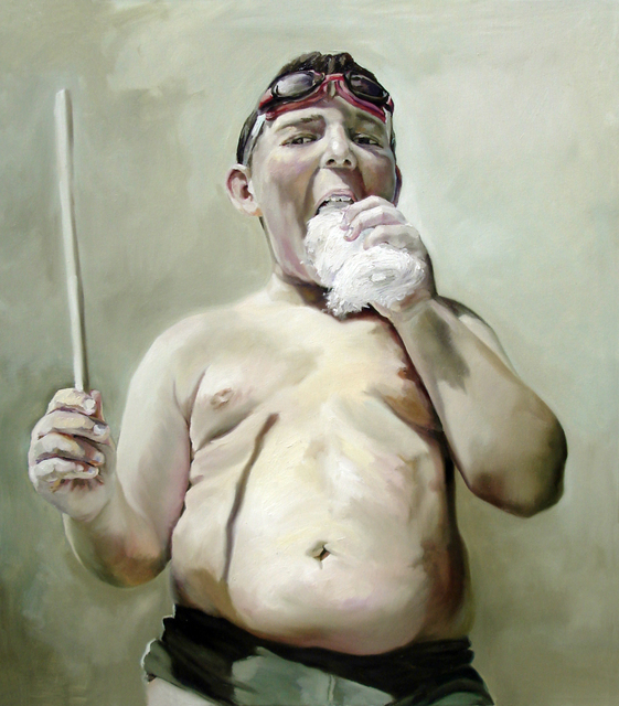 , 'Infant Obesity 1,' 2010, Nasui Collection & Gallery