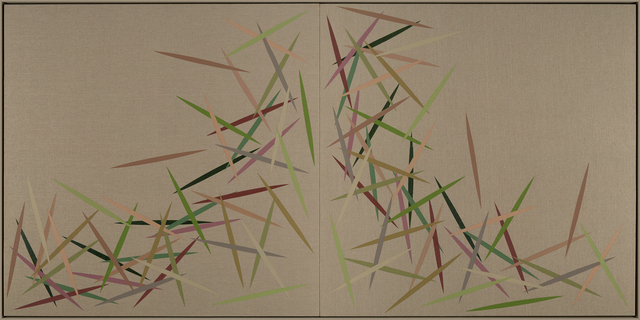 , 'Wind Over Tide,' 2018, Newzones