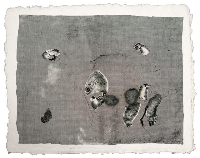 David Lynch, 'Untitled (C8)', 2001, Tandem Press