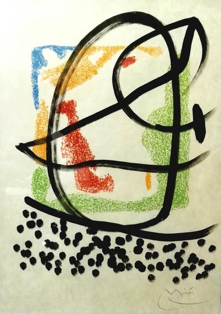 , 'Les Essències de la Terra,' 1968, Galeria Joan Gaspar