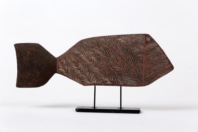 , 'Untitled (Coral Fish), Anindilyakwa people, Anindilyakwa (Groote Eylandt), Northern Territory,' ca. 1960, Tim Klingender Fine Art