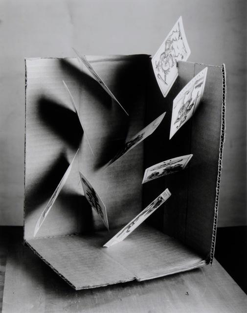 , 'Cornered Cards,' 2016, Foto Relevance