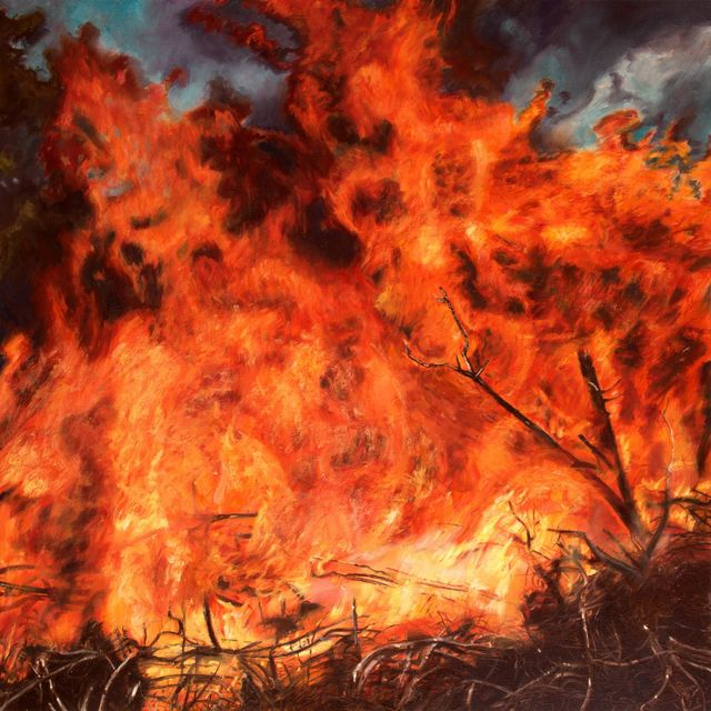 , 'Conflagration,' 2016, Abbozzo Gallery