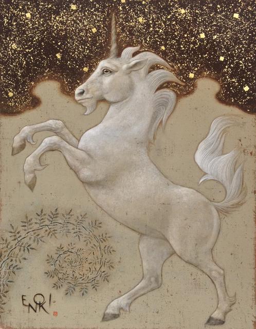 , 'Unicorn,' 2013, Whitestone Gallery