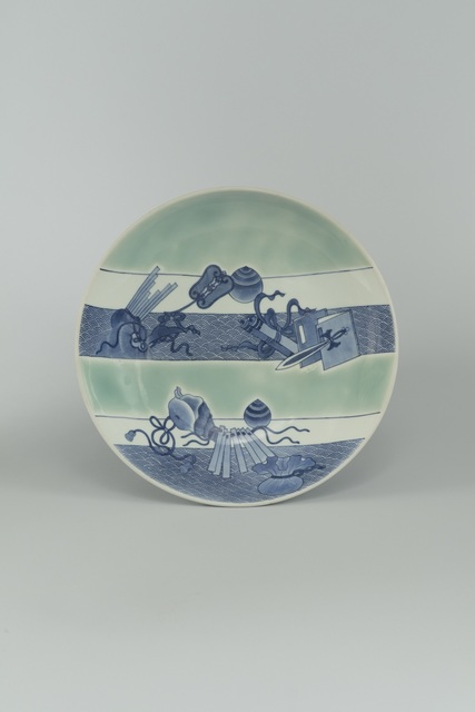 , 'Nabeshima Porcelain Serving Dish,' ca. 1680, Sebastian Izzard LLC Asian Art