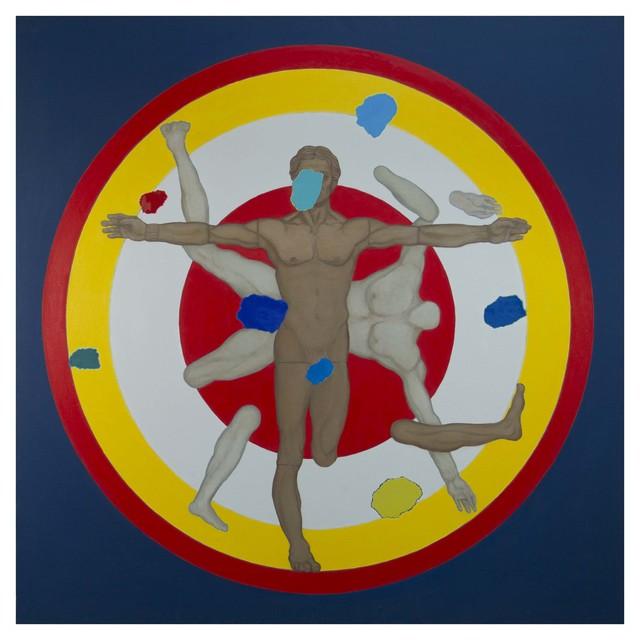 , 'Fragile,' 2017, Mark Hachem Gallery
