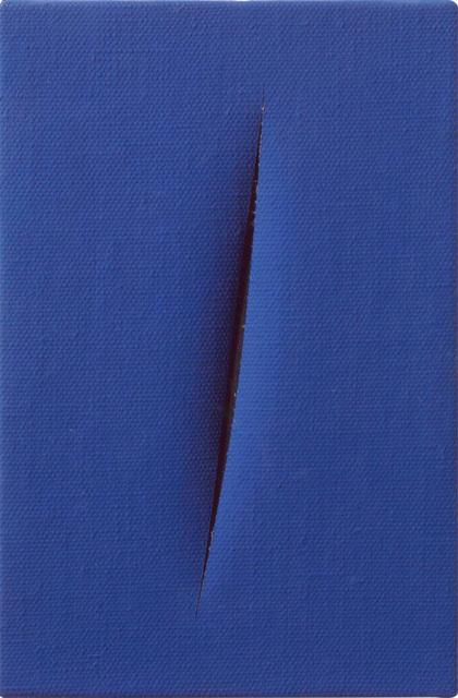 , 'Concetto Spaziale,' 1962, Alon Zakaim Fine Art