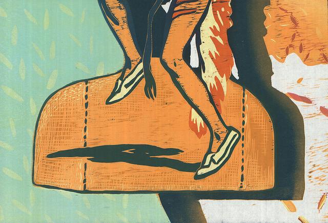 , 'Drum,' 2014, Kiechel Fine Art