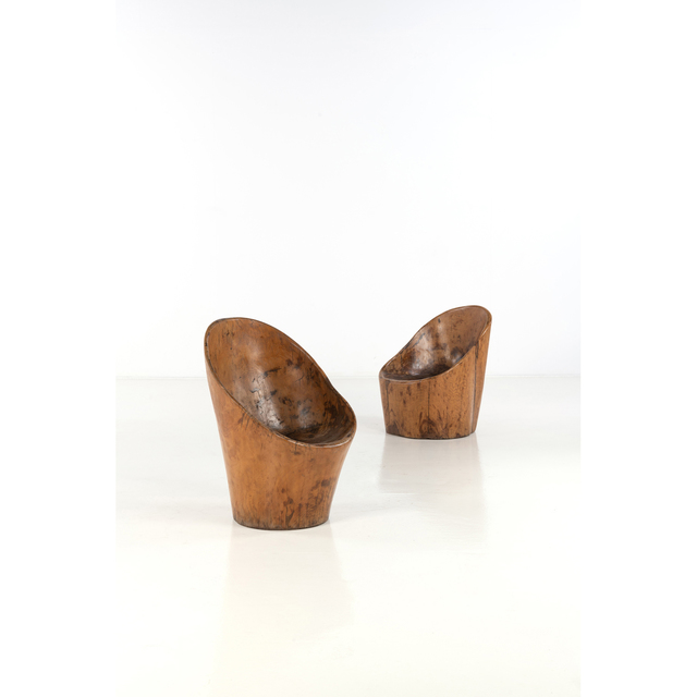 José Zanine Caldas, 'Set of two armchairs', 1970s, PIASA