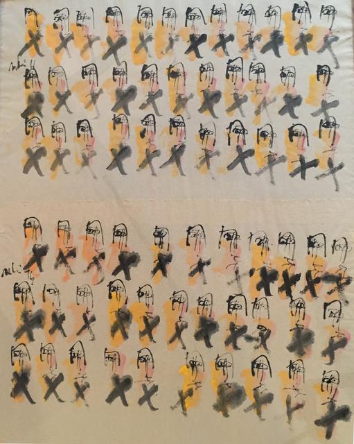 , 'My Little Happiness 11_Yellow,' 2016, Art Vietnam Gallery
