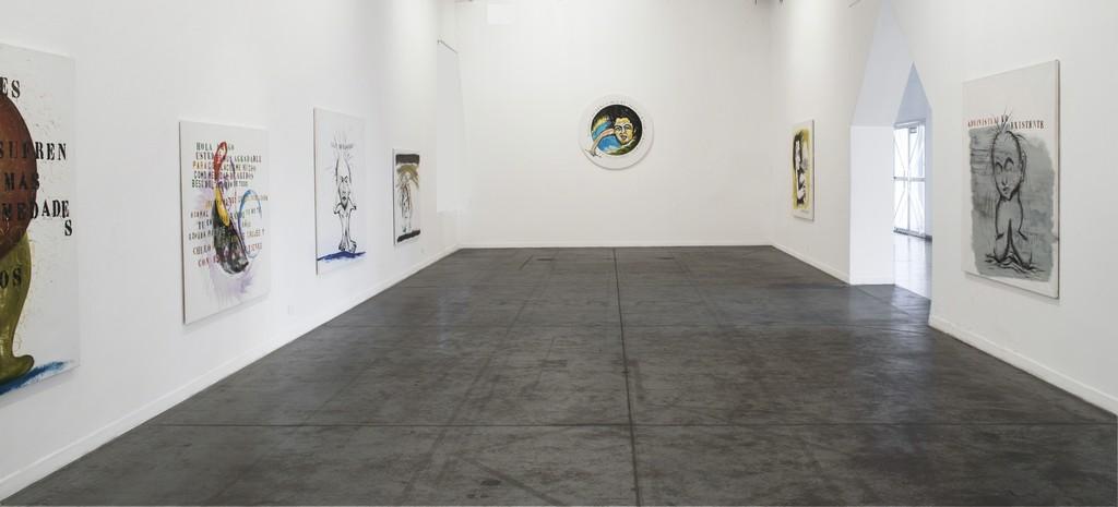 Exhibition view. GUSTAVO MARRONE at Centro Cultural Recoleta, Room 8