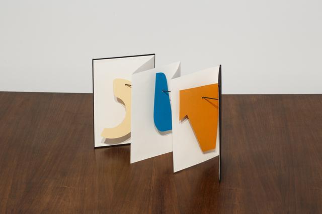 , 'Escultura portatil,' 2018, Travesia Cuatro