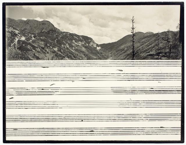 , 'Lied (2),' 2013, Galerie Krinzinger