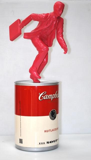 , 'The Pink Man,' 2013, Galería Nudo