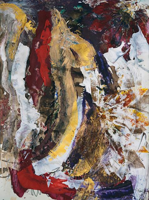 Martha Jackson Jarvis, 'Lake Effect I', 2009, Painting, Acrylic, wax, pigment, Washington Project for the Arts Benefit Auction