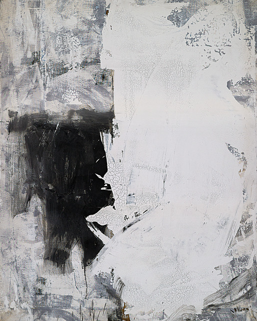 Huang Rui, 'White and White Color No.2', 1991, Boers-Li Gallery