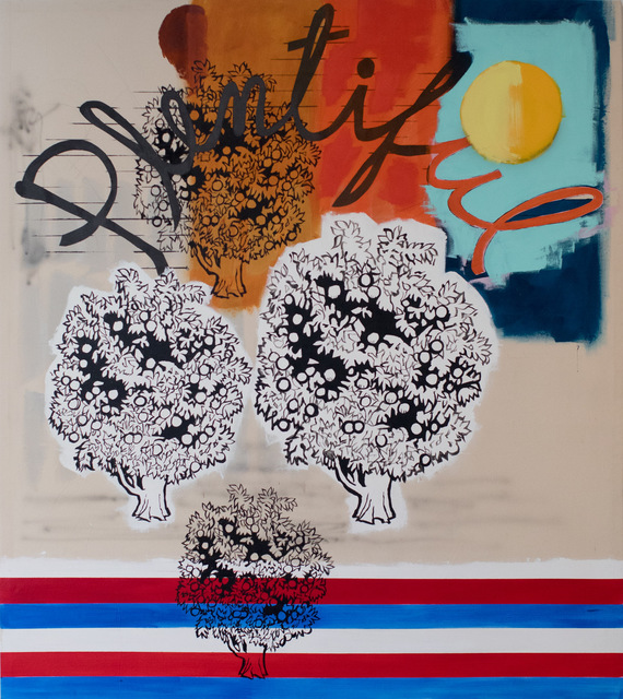 , 'Plentiful,' 2001, Barry Whistler Gallery