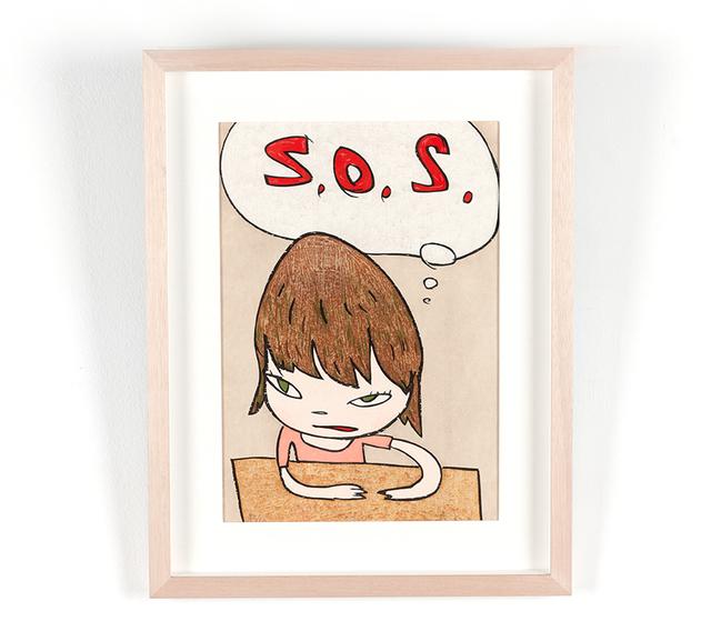 , 'SOS,' 2010, H.ARTS COLLECTIVE