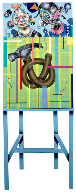 , 'Pull and Pick,' 2013, Mark Moore Fine Art