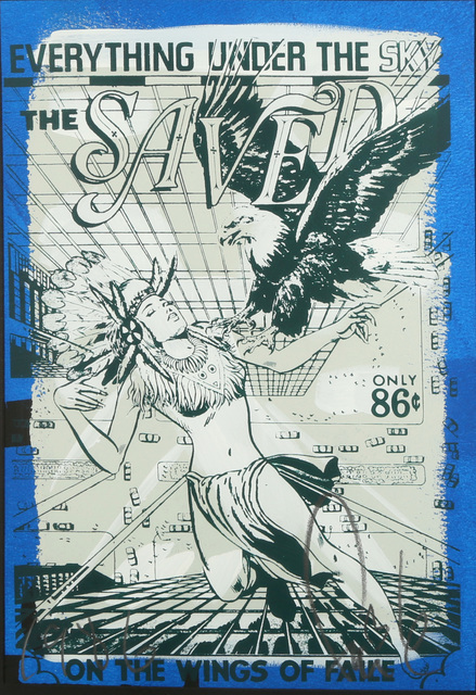 FAILE, 'Everything Under The Sky (The Saved)', 2012, Chiswick Auctions