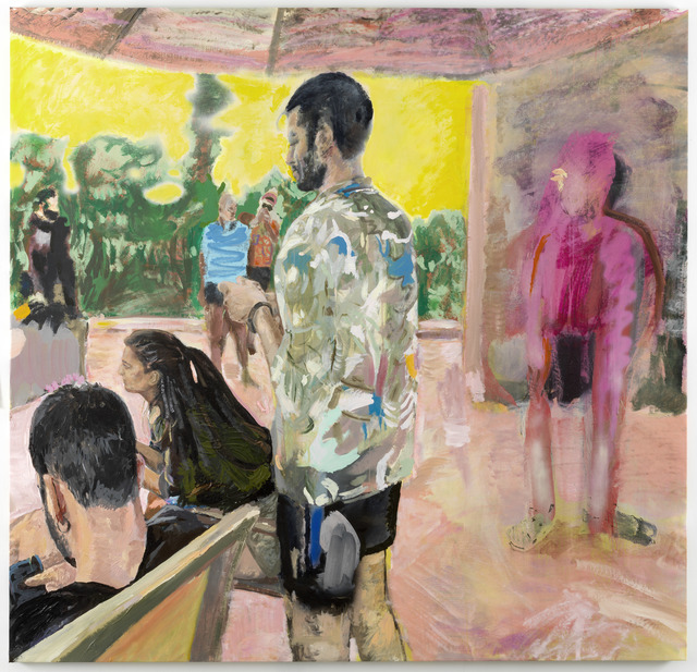 , 'Nomads,' 2018, Galerie Fons Welters
