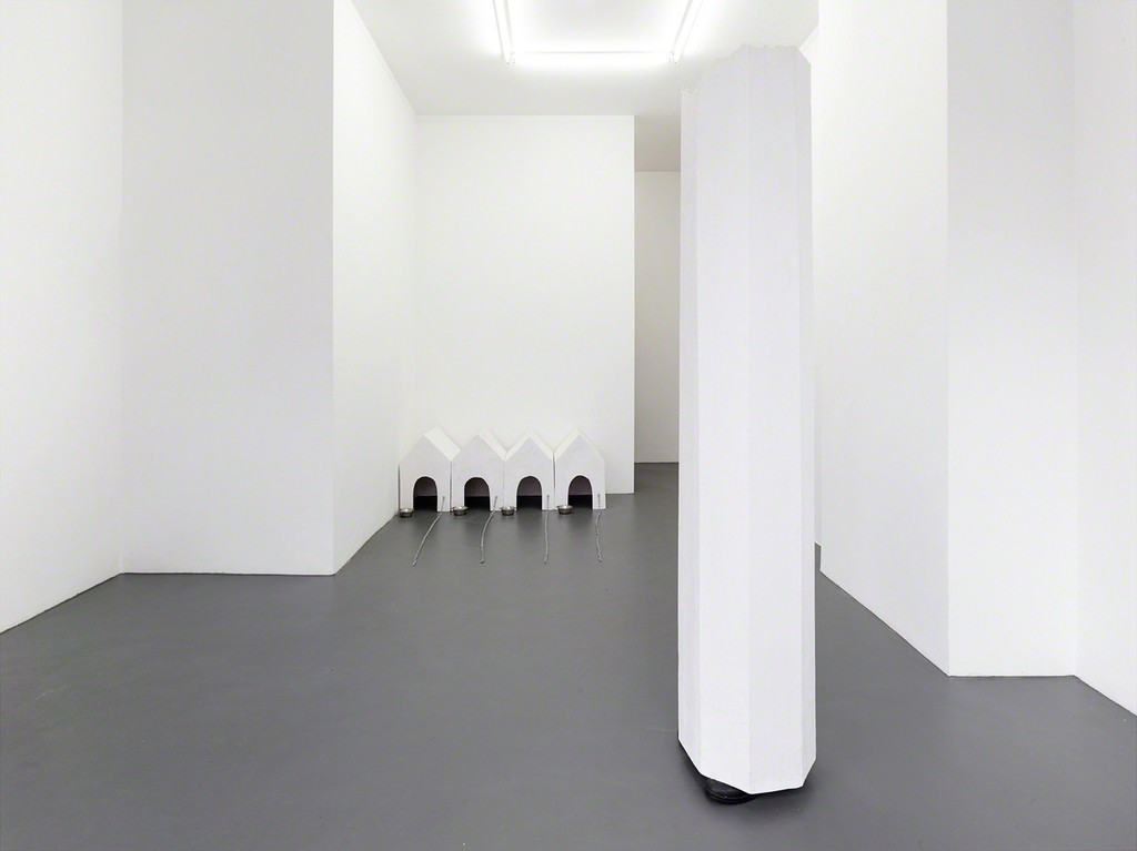 installation view Kadel Willborn, Düsseldorf, Germany, 2018.