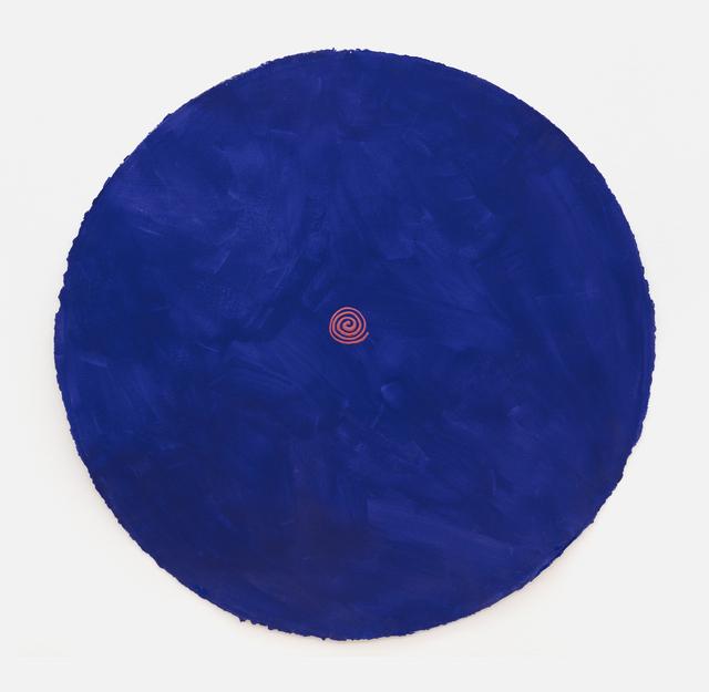 , 'Snail circle drawing,' , Galerie nächst St. Stephan Rosemarie Schwarzwälder