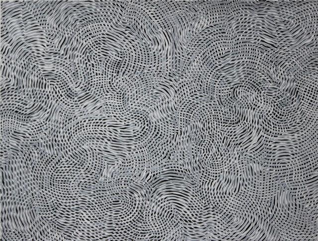 , 'Lines 40,' , Ashok Jain Gallery
