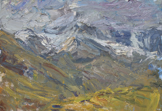 , 'After the Rain (Caucasus),' 2013, Gallery 1261