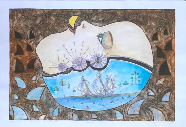 Eduardo Guerra, 'The Ships of Your Mind', 2012, Discoveries In Art