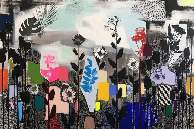 , 'Dreamscape (into the wild) I,' 2018, Newzones
