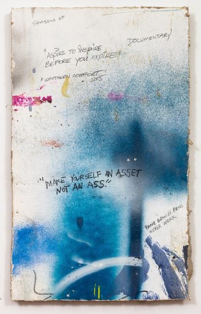 , 'Tablet #20,' 2005-2018, James Fuentes