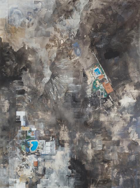 , 'Search, Markers,' 2016, Koplin Del Rio