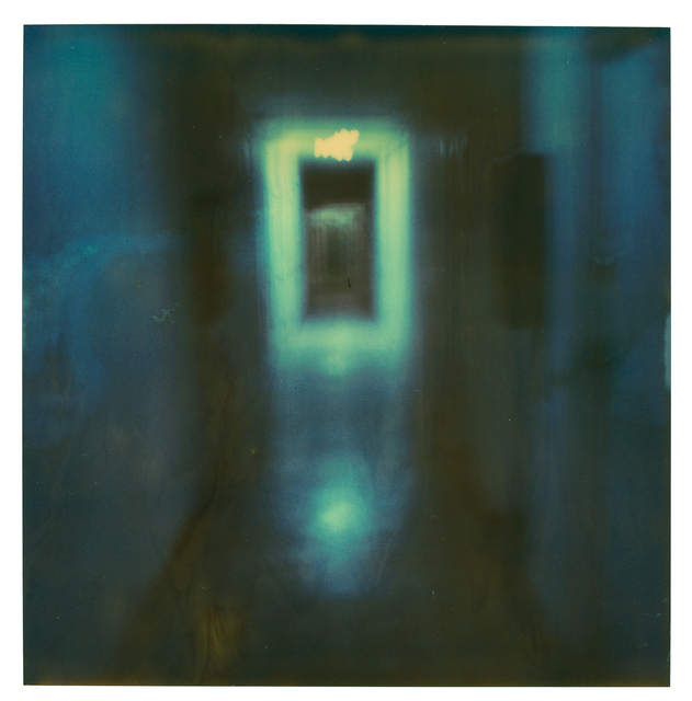 Stefanie Schneider, 'Hallway II', 2004, Photography, Analog C-Print based, hand-printed by the artist on Fuji Crystal Archive papter, matte surface in her own Color lab in Berlin based on an expired Polaroid photograph. Not mounted, Instantdreams