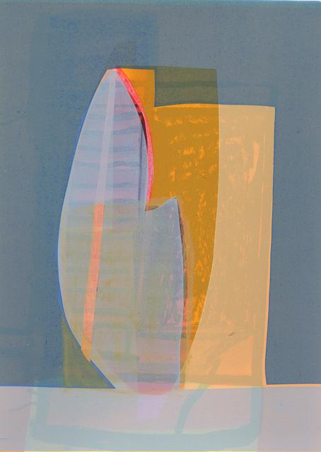 , 'Permanent Stairway,' 2016, Glasgow Print Studio