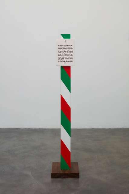 , 'Tetelestai #1 (Mexico),' 2018, Charlie James Gallery