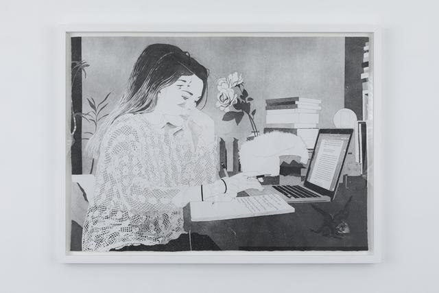 , 'Hannah,' 2018, Wil Aballe Art Projects | WAAP