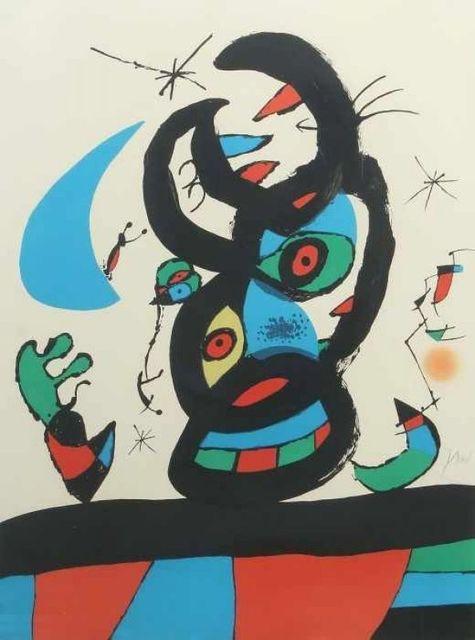 Joan Miró, 'Montroig I ', 1974, Le Coin des Arts