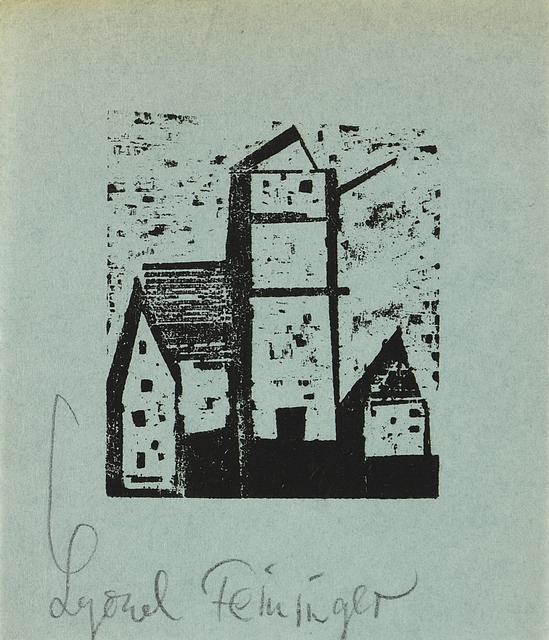 , '(Dorfkirche) (Village Church),' 1937, Moeller Fine Art