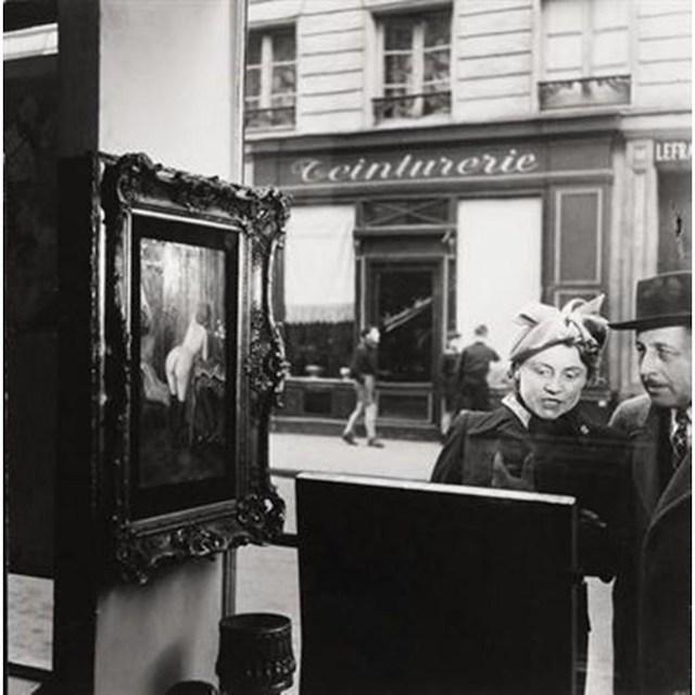 , 'Un Regard Oblique,' 1948, Grob Gallery