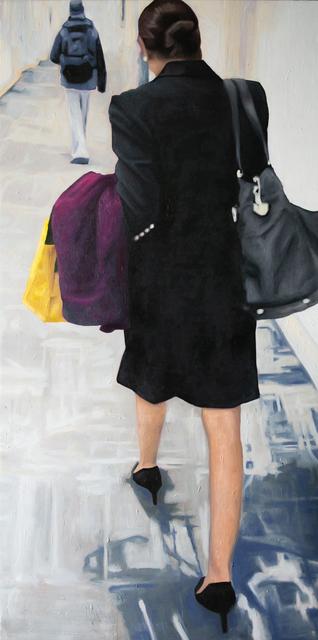 Lauren Rinaldi, 'ELEGANT', 2020, Painting, Oil on canvas, Paradigm Gallery + Studio